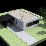 casas modulares Classic Art Cubria Home