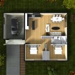 Seccion Casa modular  Vuam Classic Cubria Home1