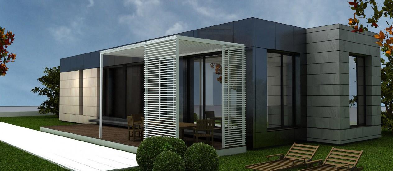 Cubriahome precio casas modulares madrid precio casas - Precios de casas prefabricadas de hormigon ...