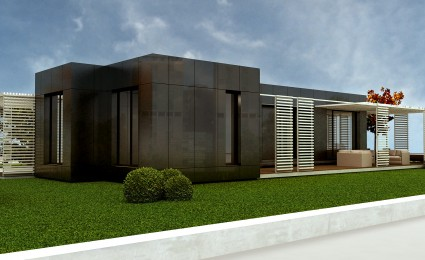 Fotos casas modulares VUAM FRANCE PORCHE
