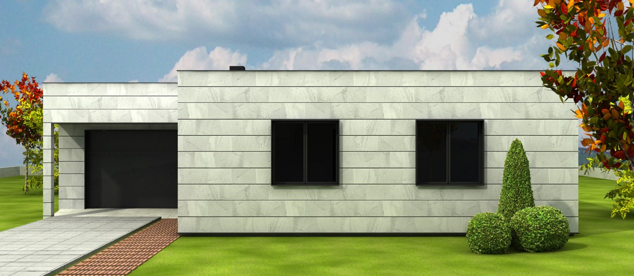 Casa Modular Vuam Concept 2